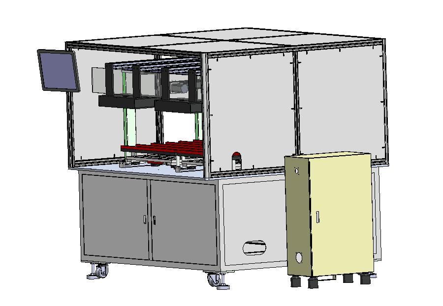 防水透气阀CCD自动阻水测试机