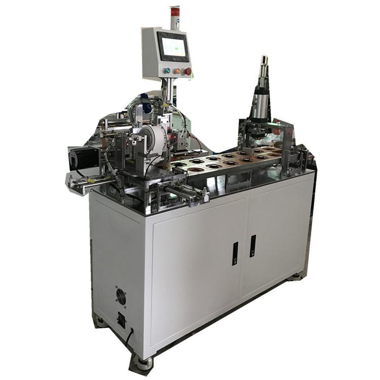 防水头防爆阀自动焊膜装盖组装机